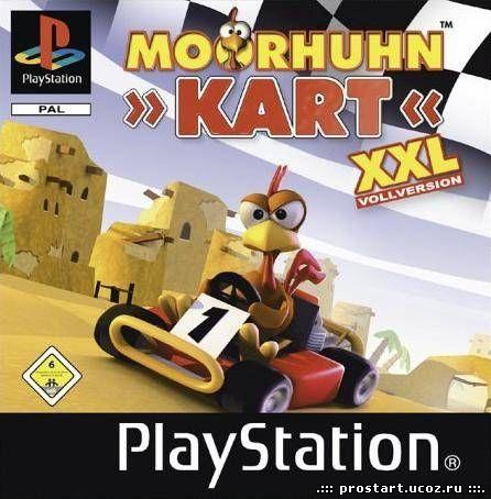 скачать игру moorhuhn kart xxl через торрент