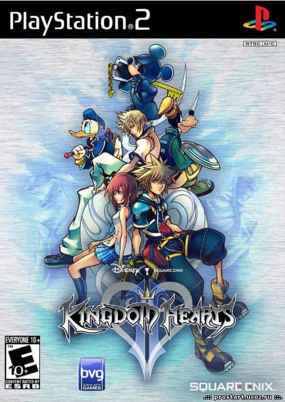 Kingdom hearts скачать торрент