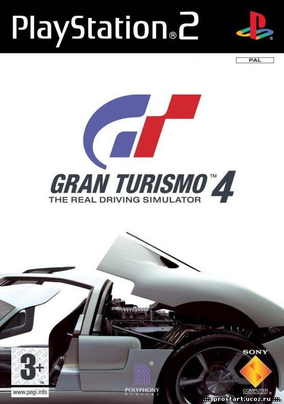 gran turismo 4 racing playstation 2 ps2. Black Bedroom Furniture Sets. Home Design Ideas