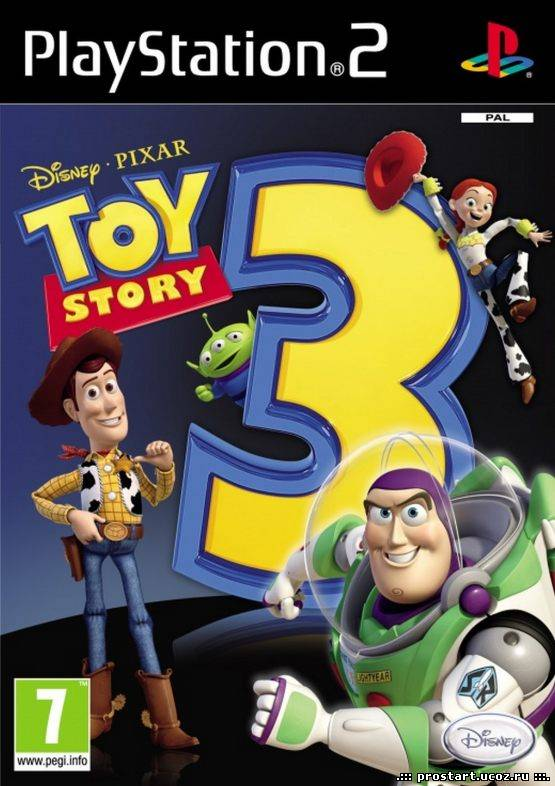 toy story iso
