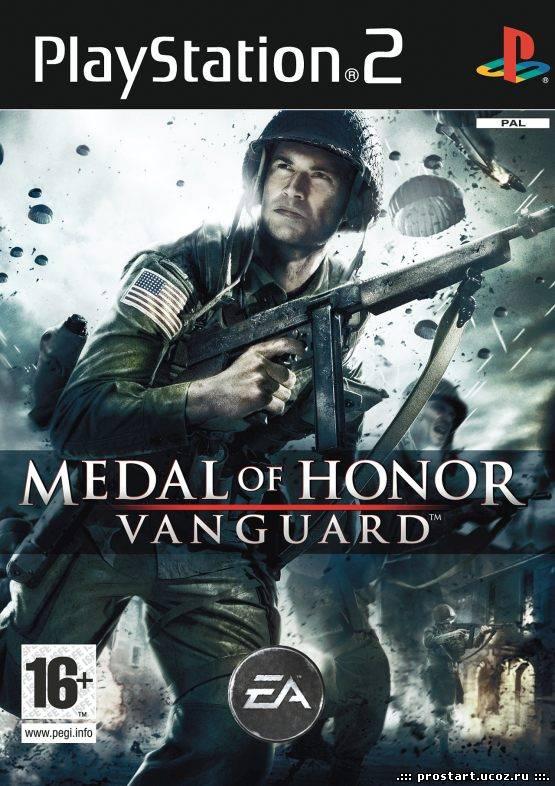 Medal of honor: vanguard ps2 » скачать игры торрент.