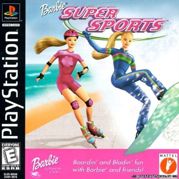 Барби спортсменка игра скачать торрент