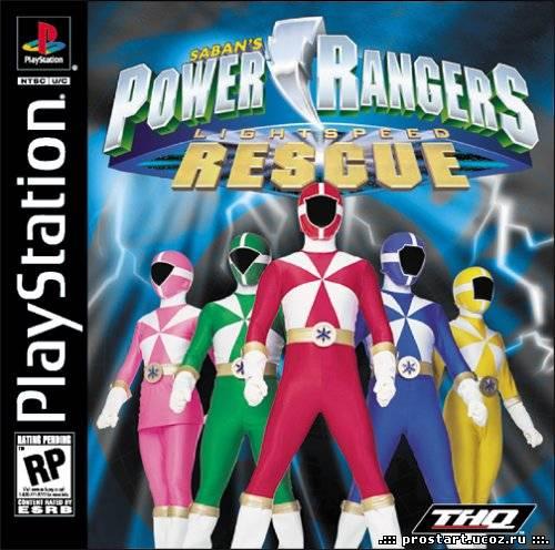 Игра Power Rangers Скачать Торрент