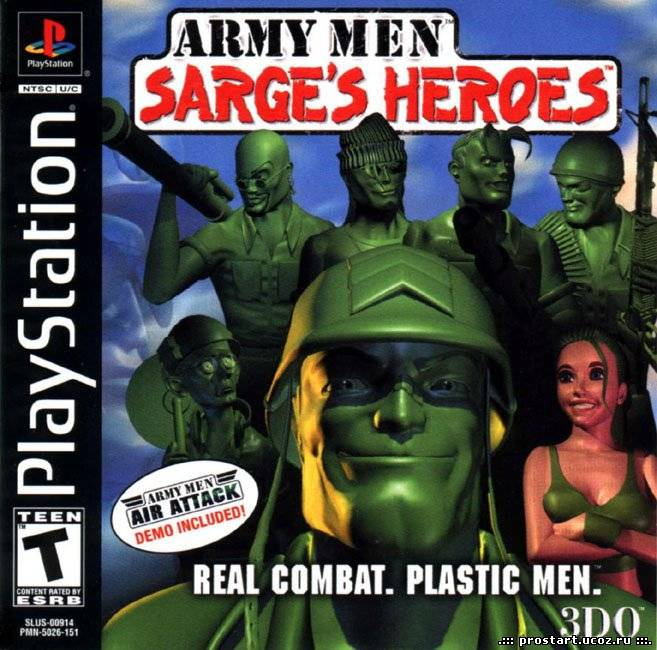 Игру Army Men Торрент